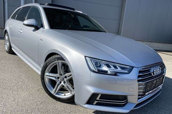 "Audi A4 Avant 2.0 TDI sport S line""Pano*Virtual*LED"" bei Kfz Lechner GmbH in"