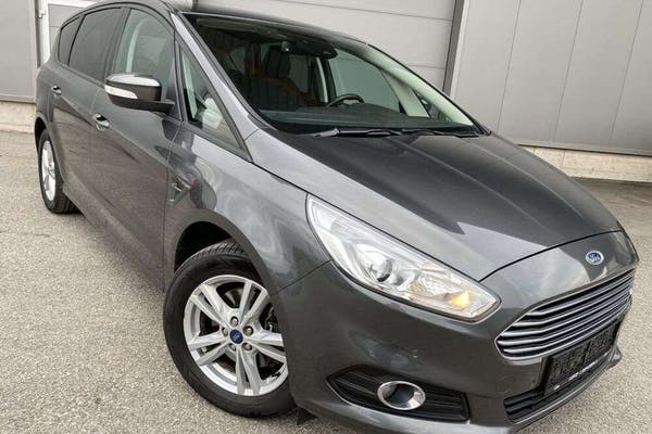 "Ford S-Max 2,0 TDCi PowerShift""AHK*Navi*W-Paket"" bei Kfz Lechner GmbH in"