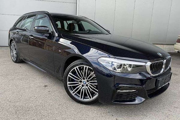 BMW 530 d xDrive Touring Aut. M Sport LED*Standh.* bei Kfz Lechner GmbH in