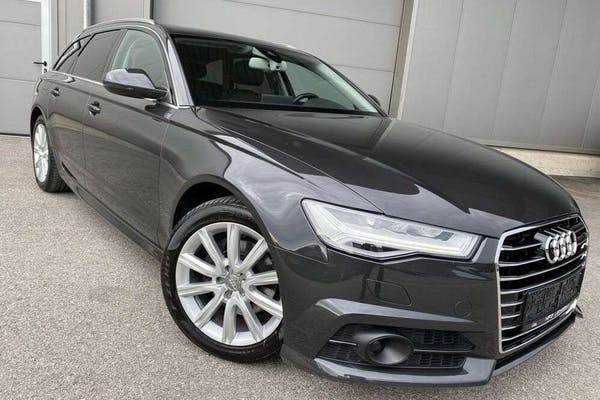 "Audi A6 Avant 2,0 TDI ultra S-tronic""S line*Pano*LED*AHK* bei Kfz Lechner GmbH in"