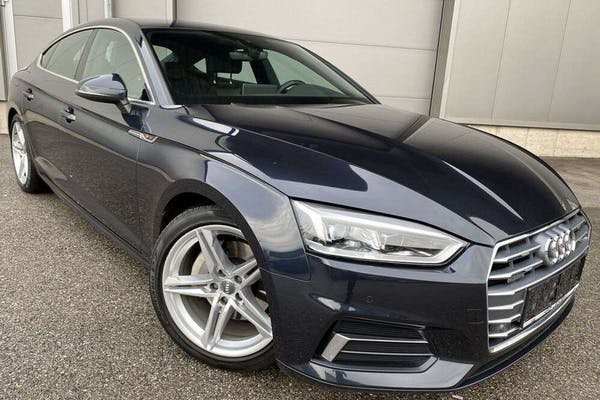 "Audi A5 SB 2,0 TDI quattro S-tronic S line""LED*Virtual"" bei Kfz Lechner GmbH in"