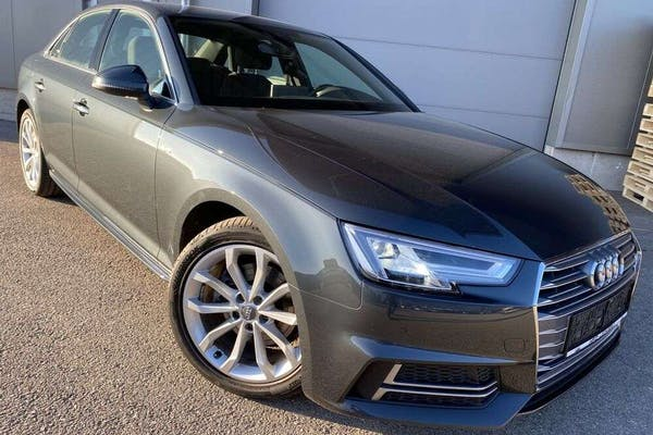 "Audi A4 A 4 2,0 TDI Sport""S-line*Navi*LED*PDC*Virtual"" bei Kfz Lechner GmbH in"