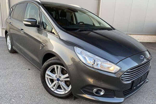 "Ford S-Max Business""AHK*Navi*W-Paket*PDC"" bei Kfz Lechner GmbH in"