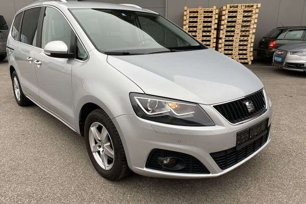SEAT Alhambra Executive 2,0 TDI CR DSG bei Kfz Lechner GmbH in