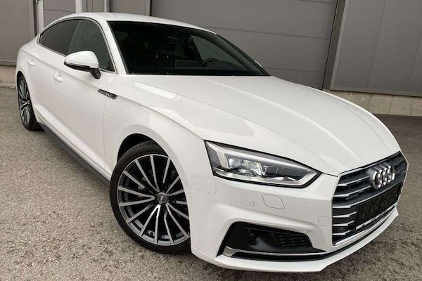 "Audi A5 SB quattro sport S line""Virtual*ACC*LED"" bei Kfz Lechner GmbH in"