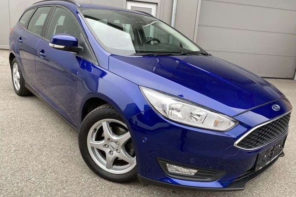 "Ford Focus 1,5 TDCi Turnier""W-Paket*Navi*PDC*Tempomat"" bei Kfz Lechner GmbH in"