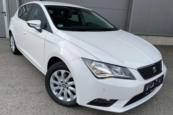 "SEAT Leon 1,6 TDI Style""Navi*PDC*Tempomat"" bei Kfz Lechner GmbH in"