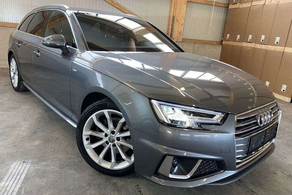 "Audi A4 Avant 35 TDI sport S-tronic S-line""AHK*LED*Kame bei Kfz Lechner GmbH in"