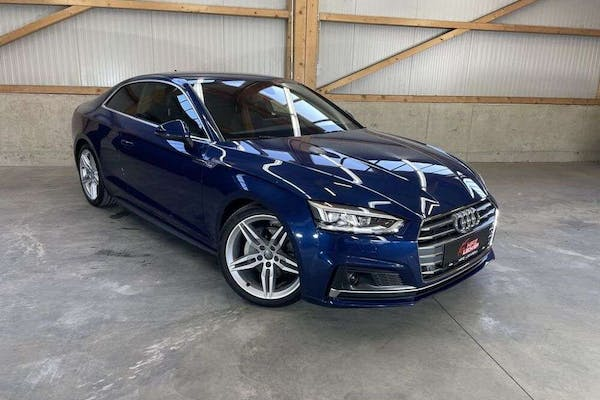 "Audi A5 Coupe 2,0 TDI S-tronic S line""LED*Virtual*ACC"" bei Kfz Lechner GmbH in"