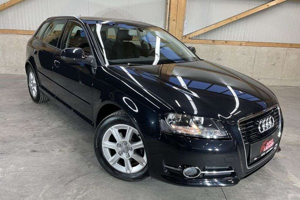 "Audi A3 SB 1.6 TDI Ambiente""PDC*Navi*Tempomat*Sitzh"" bei Kfz Lechner GmbH in"