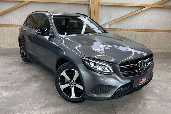 "Mercedes-Benz GLC 220 d 4MATIC 9G-TRONIC""Exclusive""AHK/LED/360° bei Kfz Lechner GmbH in"
