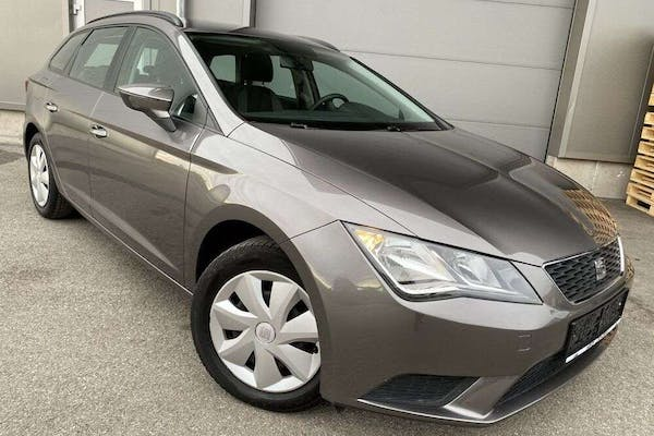 "SEAT Leon ST 1,6 TDI Reference""Freispr*Navi*PDC*Tempoma bei Kfz Lechner GmbH in"