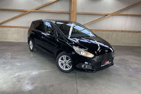 "Ford S-Max 2,0 TDCi Aut.""AHK*Navi*Sitzh*PDC"" bei Kfz Lechner GmbH in"