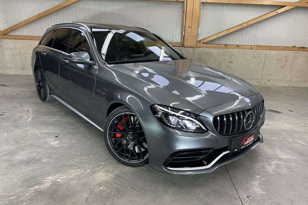Mercedes-Benz C 63 AMG C 63 S T AMG//Pano*LED*Kamera*Memory*TOP// bei Kfz Lechner GmbH in