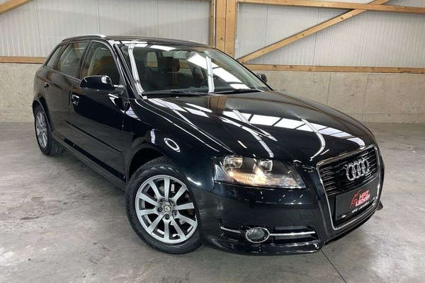 "Audi A3 SB 1,6 Ambition""Sitzh*PDC*Freispr*Tempomat"" bei Kfz Lechner GmbH in"